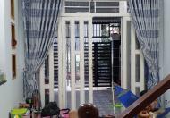 Bán nhà hẻm 1806 Huỳnh Tấn Phát, Nhà Bè, HCM. 2 lầu 4PN, thiết kế đẹp, DTSD 240m2, giá 3.85 tỷ