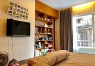 Chính chủ bán nhà khu Trần Phú, Nguyễn Thái Học, Sơn Tây - 45m2, xây 4 tầng, Mt 6m, 10.2 tỷ