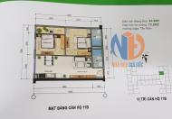 Cần nhà ở trung tâm nhưng tài chính yếu, dự án 282 Nguyễn Huy Tưởng là rất phù hợp, DT 70m2