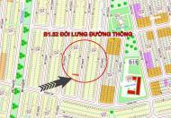 Cần bán nhanh lô đất Nam Nguyễn Tri Phương, B1.52, hướng Đông Nam, gần trường học và trục đường lớn