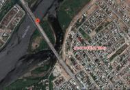 Bán lô đất B1.42, trục đường 10m5 thông dài, sát cầu Nguyễn Tri Phương, gần sông và ngã tư lớn