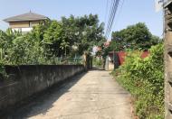 Bán 75m2, lô góc Thuận Tốn, Đa Tốn. Ngõ ô tô, gần đường 40m vào Vin City Gia Lâm