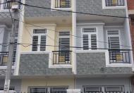 Bán nhà mặt tiền hẻm 6m, DT 3.2x13m, đúc 4 tấm, đường Huỳnh Tấn Phát, 2.15 tỷ