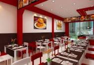 Sang nhượng gấp nhà hàng ăn, diện tích 150m2, mặt phố Ngô Xuân Quảng, cực đẹp, xem ngay