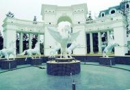 Cần bán lại lô LK vườn Louis II, Louis City Đại Mỗ, lô góc, đường 17m, view vườn hoa. Lh 0946543583