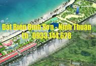 Đất Vàng Gần Biển Bình Sơn, Ninh Thuận