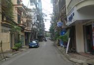 Cho thuê nhà mặt ngõ chính phố Huỳnh Thúc Kháng 50m2, 3,5T, 15 triệu/tháng