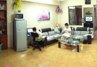Chính chủ cho thuê CH tập thể Bách Khoa, hai phòng ngủ, đủ đồ chỉ việc đến ở