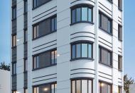 Bán nhà mặt Phố Lý Thái Tổ, Hoàn Kiếm, 55m2, 6 tầng, lô góc 2 mặt phố, giá 50 tỷ.