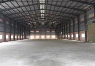 Cần bán kho xưởng MT Lê Thị Riêng, P. Thới An, Q. 12, DT: 18x50m, DTCN: 900m2, đất thổ cư 100%