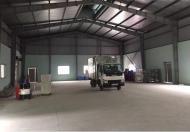 Cho thuê nhà xưởng tại Hà Đông, Hà Nội, 805m2, xe tải 8 tấn vào tốt