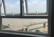 Bán gấp căn 3PN view sông Hồng chung cư Udic 122 Vĩnh Tuy