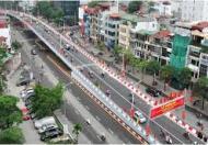 Bán nhà mặt phố Trần Khát Chân, lô góc, mặt tiền 4,5m