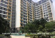 Bán căn hộ Saigon Airport Plaza 3pn- view sân vườn, tầng cao. LH 0931 176 338