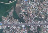 Cho thuê đất gần 10000m2 thuộc xã Vĩnh Trung gần sông, phong cảnh mát mẻ hữu tình