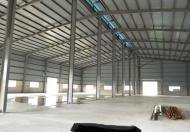 Cho thuê kho xưởng mới xây tại Kiêu Kị, Trâu quỳ, Gia Lâm