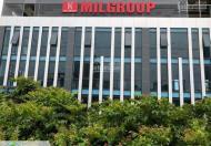 Chính chủ cho thuê -Tòa nhà N3 MILGROUP- trung yên 9- phường trung hòa- quận cầu giấy-HÀ NỘI