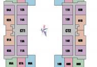 CC bán lỗ CC @ Home 987 Tam Trinh tòa CT1, căn 1112 55m2 & 1809 67m2, 16tr/m2, chị Nga 0984 874 975
