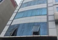 Bán tòa nhà văn phòng 8 tầng mặt phố Trần Đăng Ninh, DT 130m2, mặt tiền 7,2m