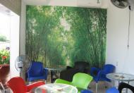 Sang quán cafe hoặc mặt bằng hoặc đồ đạc bàn ghế của quán, giá hợp lí
