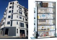 Liền kề phố 124 Vĩnh Tuy có sổ đỏ, 5.5 tầng, đường QH 17,5m, cơ hội tăng giá gấp đôi, 0814373189