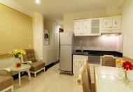 Cho thuê căn hộ Khang Gia Tân Hương, DT 61m2, 2PN, đầy đủ NT, giá 8,5tr/tháng.