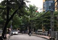 Bán đất mặt phố Lạc Chính, phường Trúc Bạch, Ba Đình, Hà Nội