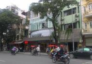 Cần bán nhà mặt phố Lê Lợi, Hà Đông, sổ đỏ 42m2, xây 6 tầng, kinh doanh đỉnh