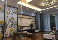 Bán nhà trong  ngõ Trần Đăng Ninh 5 tầng, DT 51m2, giá 7.5 tỷ, oto vào nhà.
