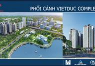 Bán mặt bằng thương mại tại dự án Việt Đức Complex 39 Lê Văn Lương, trung tâm quận Thanh Xuân