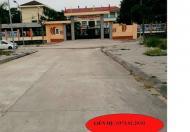 Bán đất nền 2 mặt tiền đối diện cổng trường Lê Quý Đôn dự án Km8, Quang Hanh, Cẩm Phả, Quảng Ninh