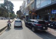 Bán nhà mặt phố Vũ Ngọc Phan, lô góc, vỉa hè rộng, 82m2, MT 5m