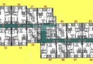 Chính chủ bán căn hộ chung cư 60 Hoàng Quốc Việt, căn 17 tầng 8, DT 71m2, giá 31 tr/m2