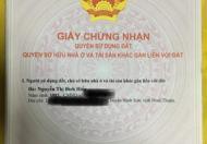 Chính chủ bán lô đất Đ.Thống Nhất Thanh Hải TP Phan Rang Tháp Chàm