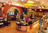 Mặt phố Tăng Bạt Hổ 450m2, MT 20m, 160 tỷ, kinh doanh nhà hàng, hè rộng, thương mại cao