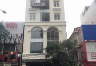 Cho thuê nhà mặt phố Vũ Trọng Phụng 150m2 x 7 tầng đối diện Hapulico, mặt tiền 12m