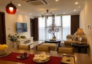 Cho thuê căn hộ cao cấp tại 36 Hoàng Cầu, Tân Hoàng Minh 130m2, 3PN, giá 18 tr/th