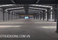 Cho thuê kho, nhà xưởng, đất tại Duy Tiên, Hà Nam, diện tích 2505m2, giá 54 nghìn/m²/tháng
