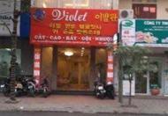 Cho thuê cửa hàng mặt phố Nguyễn Trãi 35m2, MT 4m, giá thuê 30 tr/th