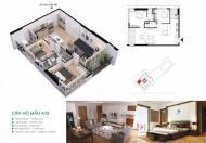 Chính chủ cần bán căn hộ chung cư 84m2 chung cư 110 Cầu Giấy, giá bán: 35 triệu/m2. LH: 0964467711