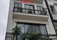 Nhà liền kề giá 4.55 tỷ, 53m2, 4 tầng, KĐT Văn Khê, Tố Hữu, gara ô tô, ngõ thông, kinh doanh được