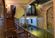 Biệt thự phố Kim Đồng, Hoàng Mai, 140m2, 4 tầng, giá 14.6 tỷ, lh 0917712211.