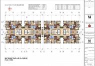 Chính chủ bán căn 133m2, tòa N01T1 dự án khu Ngoại Giao Đoàn