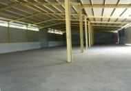 Cho thuê kho xưởng 500m2 đường Gò ô Môi, Quận 7 kho mới xây dựng đẹp