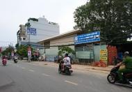 Bán đất mặt tiền Nơ Trang Long, Quận Bình Thạnh
