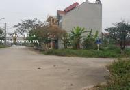 Chính chủ bán lô đất hướng Tây Nam đường Lê Lai, thành phố Bắc Ninh