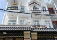 Nhà phố xinh lung linh 1 trệt, 2 lầu, cuối đường Lê Đức Thọ