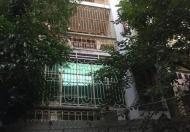 Cho thuê nhà riêng 4 tầng, ngõ ô tô Hoàng Cầu