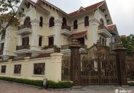 Biệt thự quý tộc Bán Đảo Linh Đàm 350m 3 Tầng MT 45M, 31 Tỷ