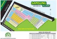 Chính chủ bán sổ hồng Samsung Village, Bưng Ông Thoàn, quận 9